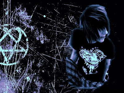 Emo Boy Wallpaper