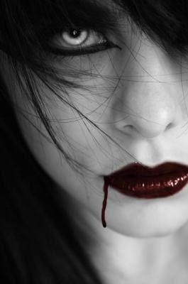 Emo Vampire Girl