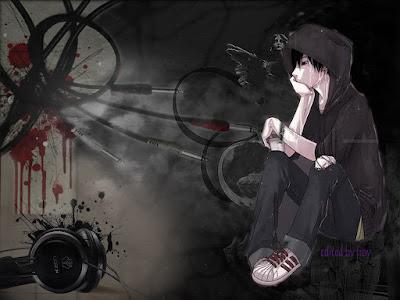 anime emo EMO-wallpaper
