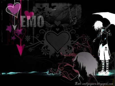 top emo wallpaper