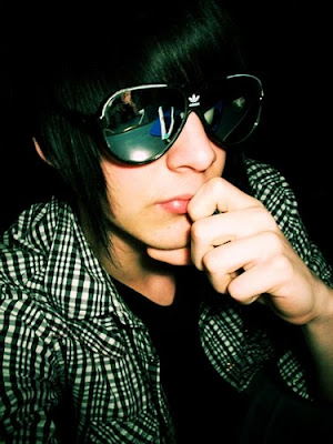Stylish Emo Boy Picture