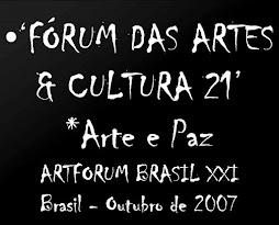 Forum  das Artes & Cultura 21