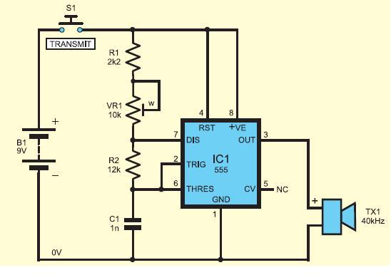IC TIMER 5RAJA SEGALA IC - projek elektronik