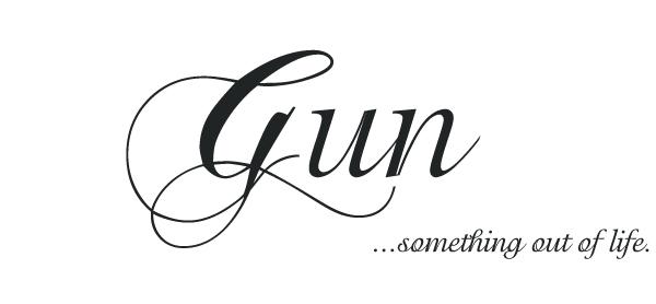 Gun.*