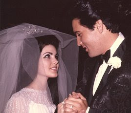 Priscilla Presley and Palm