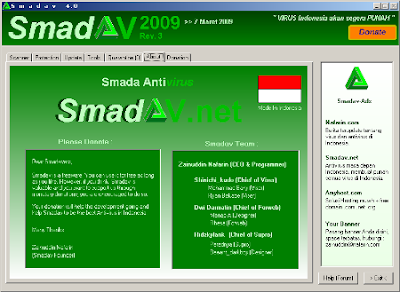 Download Antivirus SMADAV 2010 terbaru 7.5 pro version gratis