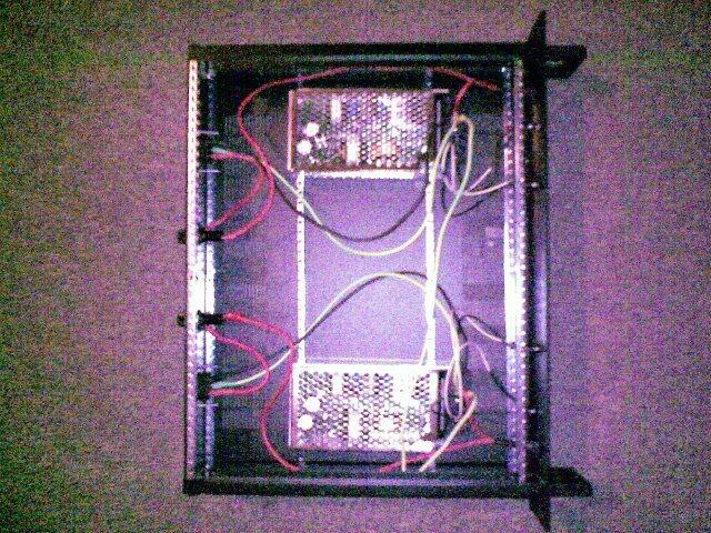 Burning The Midnight Redundant 48 Volt Power Supply