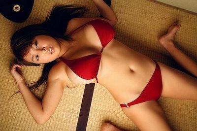 micro bikini from harada ourei asian hot girls