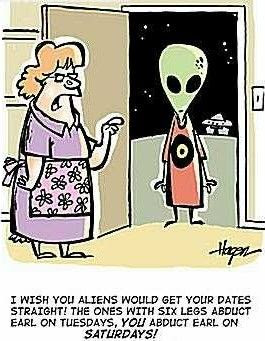 write essay aliens