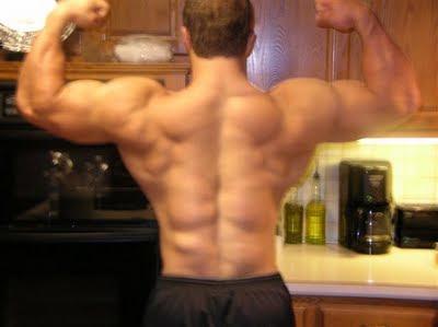 de ejercicios espalda