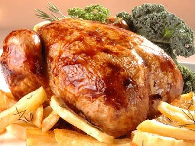 Receta pollo