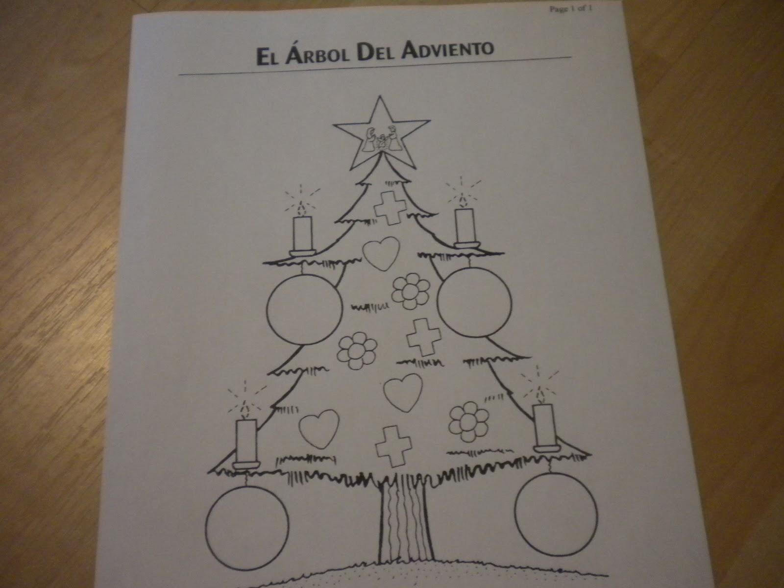 Dorable árbol De Jesse Para Colorear Imágenes - Dibujos Para ...