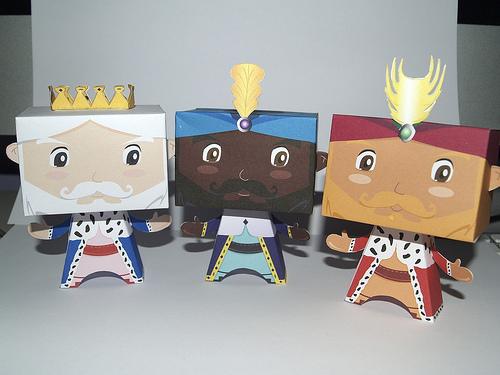 Familia cat lica ideas para hacer reyes magos - Ideas para reyes ...