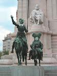 Statua dei Parrucconi