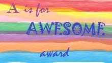 A is for Awesome Award