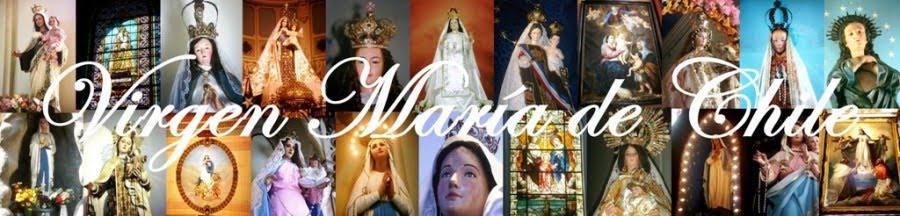 VIRGEN MARIA DE CHILE