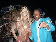 Carnaval do Rio invade a Argentina