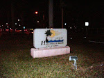 Hallandale Beach STILL in the dark -FOUR years later!