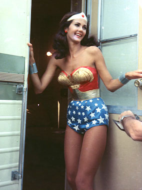 Lynda Carter: Brains, Wit and Beauty!