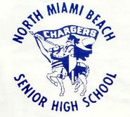 North Miami Beach Senior High School, the Home of the Chargers