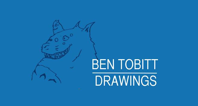 Ben Tobitt Drawings