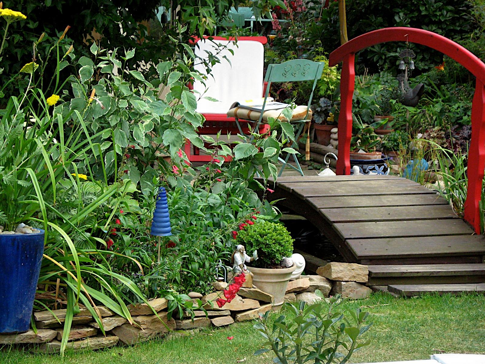 Le jardin le plaisir du jardin for A la verticale du jardin grenoble