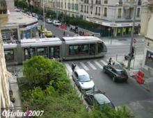 (1) Tramway de Nice (36 mois de travaux)