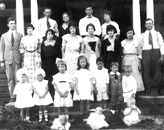 Sallie Council and her family in Pelham Georgia