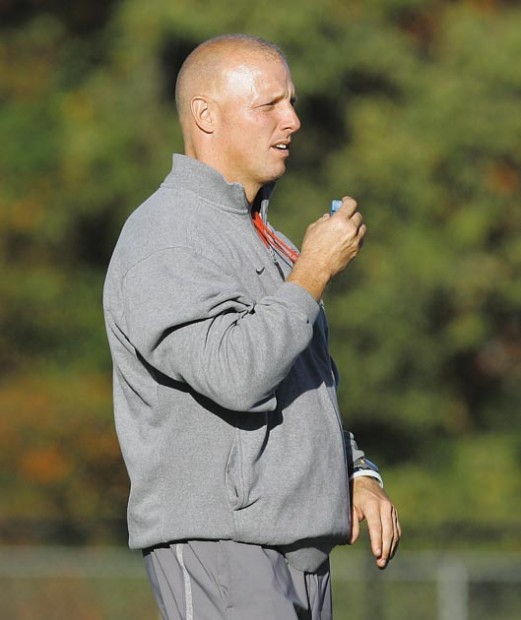 Gay Under head coach Frank Gay, the Red Land football program went places it had ...
