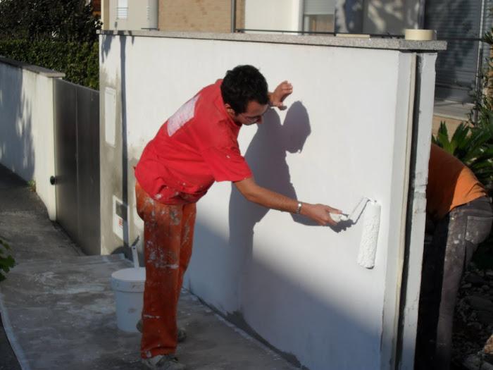 pintura de muros