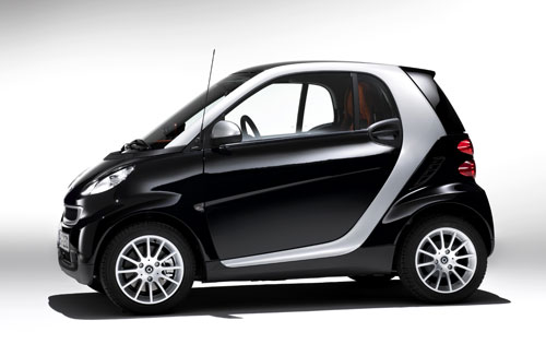 The Top Cars Ever Mercedes Smart Fortwo