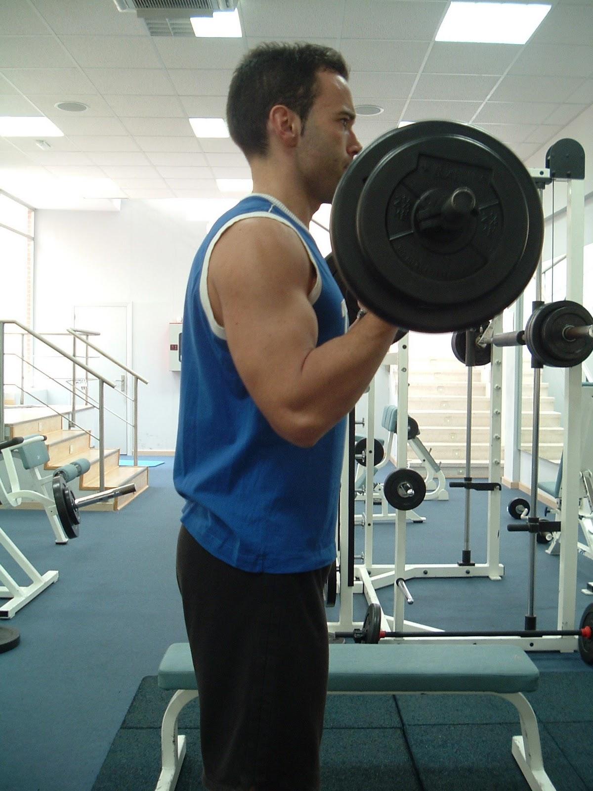 David blanco te entrena fuerza muscular c mo saber con - Como saber si un coche tiene cargas ...