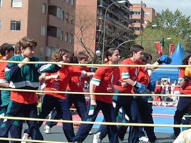 Madrid Candidatura Olímpica 2012
