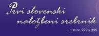 Prešeren - Prvi slovenski naložbeni srebrnik!