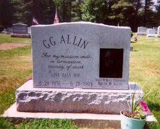 GG Allin And The Cedar St Sluts The Sleaziest Loosest Sluts