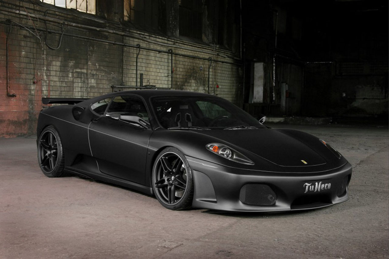Ferrari+f430+spider+black