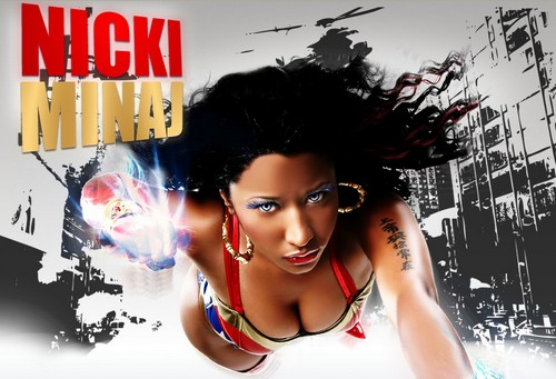 Nicki Minaj - The biggest
