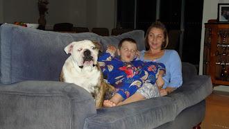 Me, Son & Dog