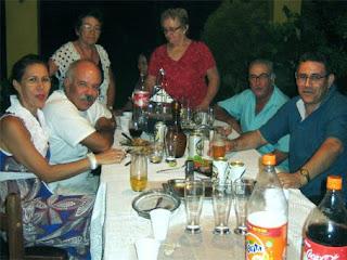 Dr: Marcilio Batista, Dr: Davy e sua esposa Dra: Antonieta.