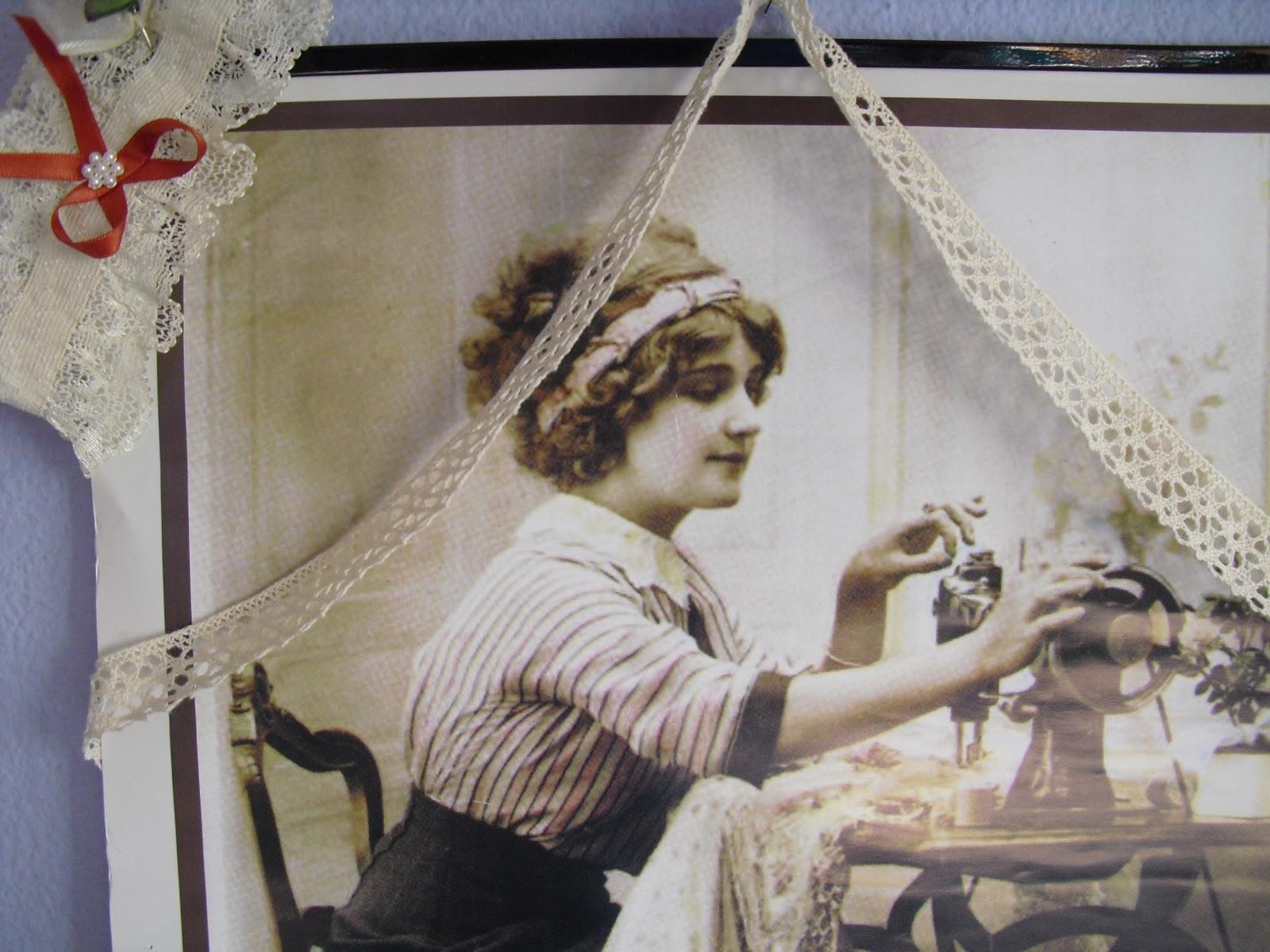 Tejiendo y creando el sabor de lo antiguo - El taller de lo antiguo ...