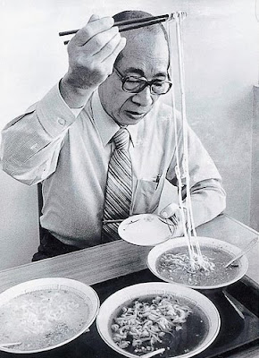 Momofuku Ando, Father of Instant Noodles - Inventor of Instant Noodles, Japan - Japanese Instant Noodles