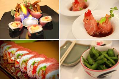 ร้านอาหารญี่ปุ่น ซูโม่ ซูชิ : SUMO Sushi restaurant, Chiangmai