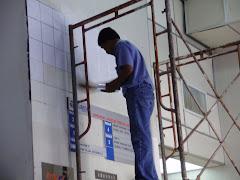 Kerja-Kerja Penyelenggaraan TM Lapangan Terbang Subang
