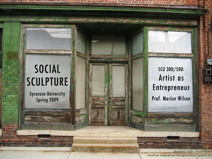 Social Sculpture Store