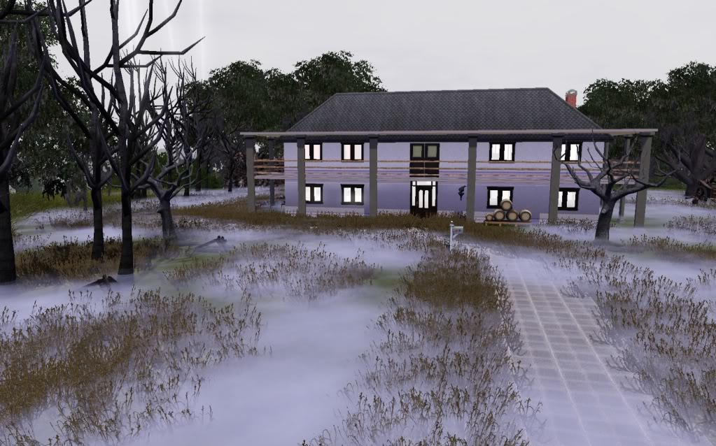 Kimmeh S Creations The Texas Chainsaw Massacre House