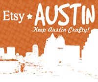 "Search ""teametsyaustin"" on Etsy.com to find our wares!"