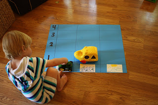 Early Graphing Activity