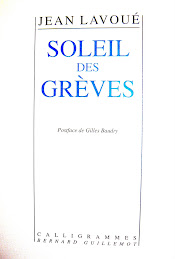 Soleil des grèves