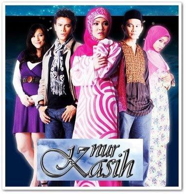 Fizz Fairuzz, Tiz Zaqyah, Remy Ishak, Sharifah Sofea, Datuk Jalaluddin Hassan dan Liza Othman,Drama Nur Kasih