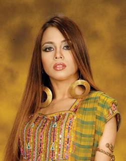sexy Bangladeshi lady singer Tishma